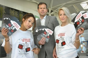 Airport backs campaign against sky-high passenger duties