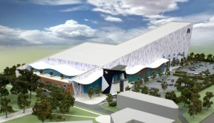 Planners approve giant Weston Leisuredome scheme