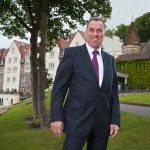 Colin Badcock, general manager at DoubleTree by Hilton, Cadbury House