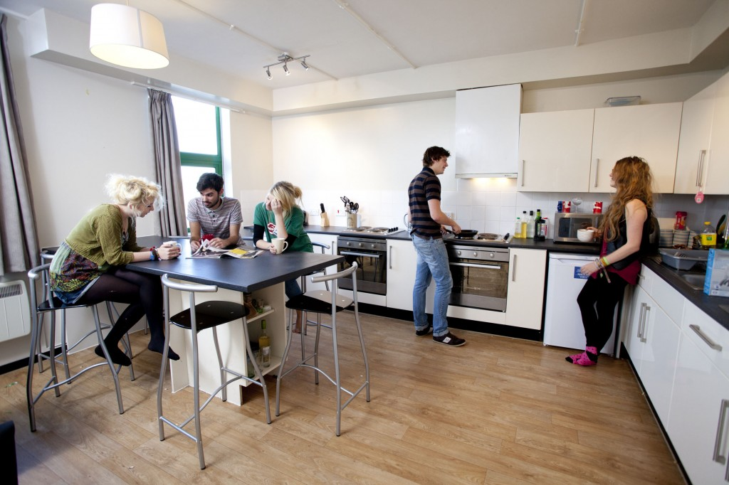 city centre student flats