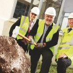Demolition work starts at Chesterfield Hospital