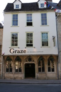 Second outlet for Bristol's stylish Graze bar and eaterie concept