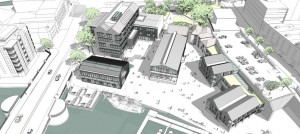 High-profile city centre waterfront scheme finally gets go ahead