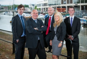 Four new arrivals boost Colliers' Bristol office