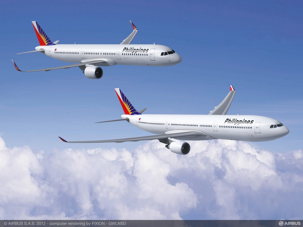 $7bn order from Philippine Airlines boosts Airbus's Filton plant