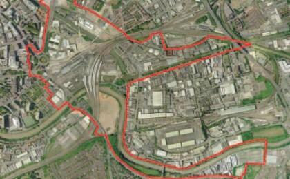 Urban farm shows growth potential of Bristol's creative enterprise zone