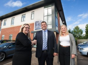 New HQ for Bristol recruiters Dangerfield 'sign of market recovery'
