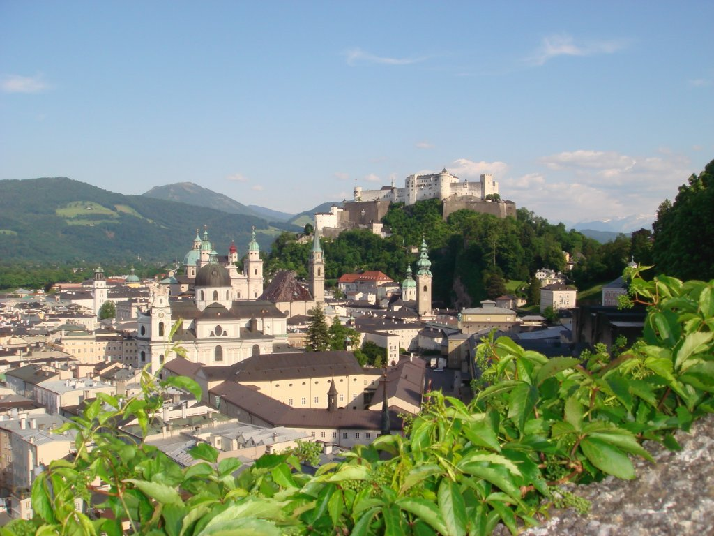 TRAVEL: 24 hours in Salzburg
