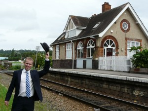 Property: Station office could put occupiers on the right track