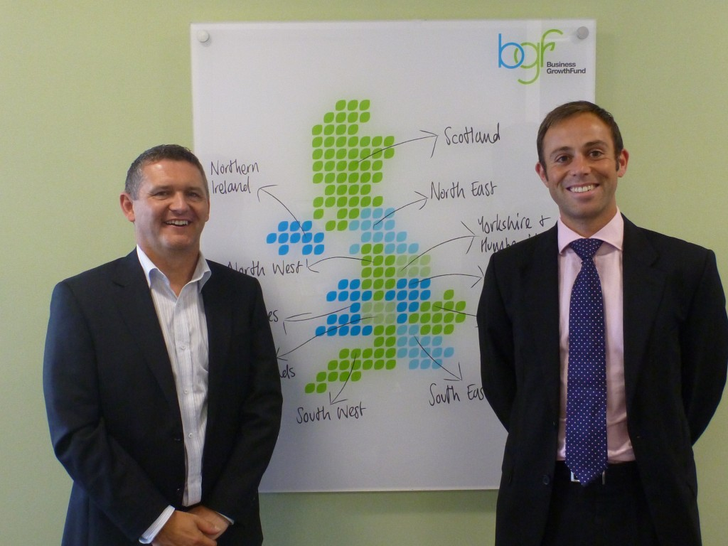 New Bristol city centre home for Business Growth Fund