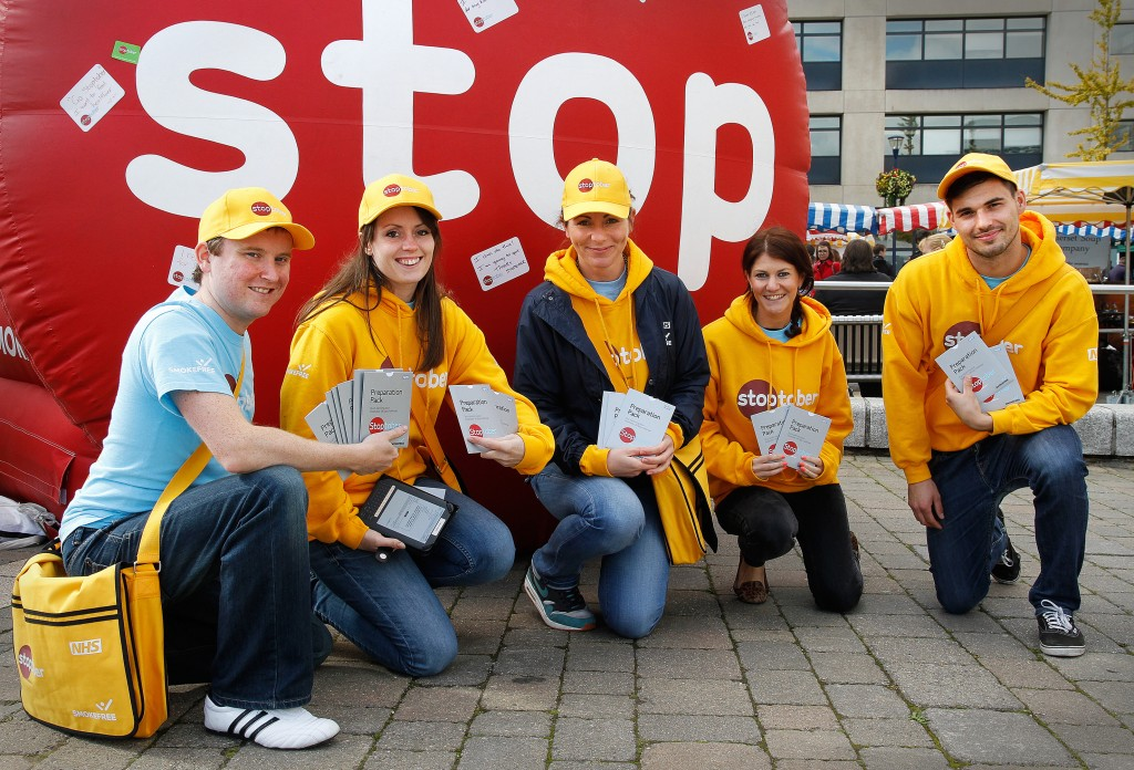 Dept of Health calls in Bristol agency EMO to work on Stoptober campaign