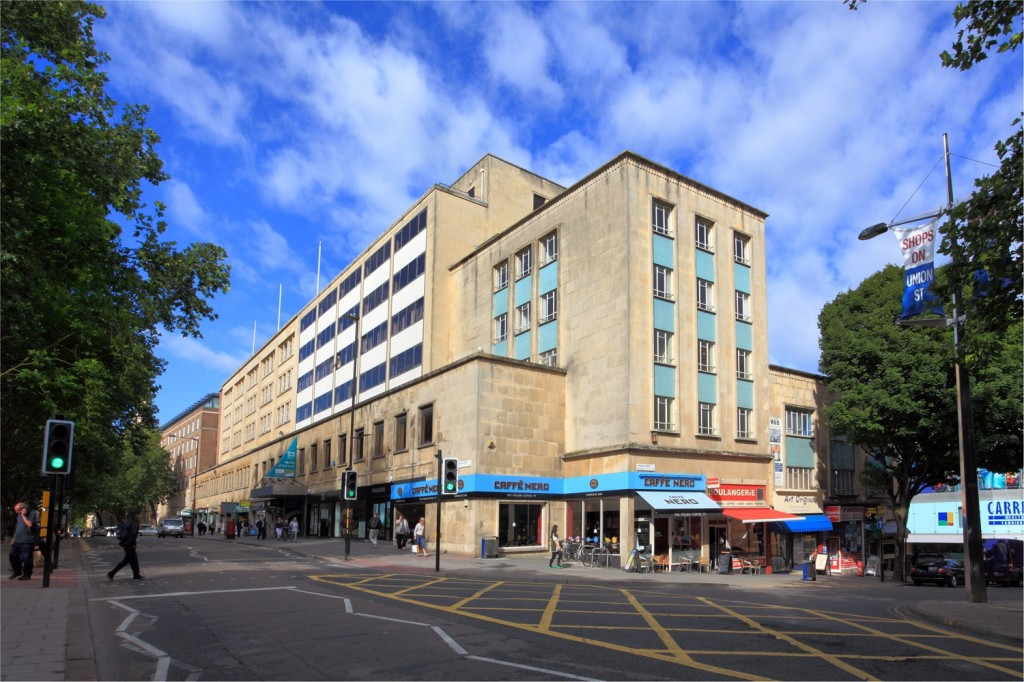 £2m landmark Bristol city centre building up for sale