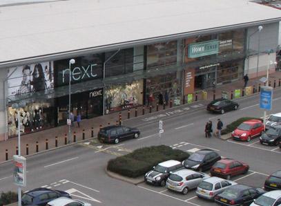 Property giant Hammerson snaps up Bristol retail park