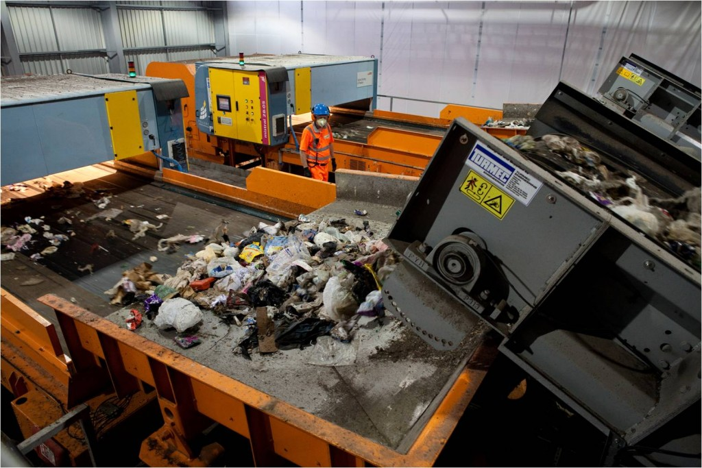 Successful landfill waste policy amounts to nothing