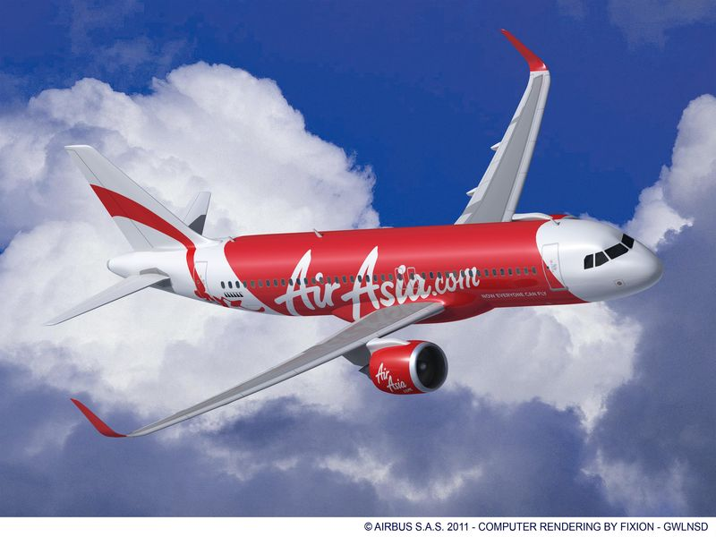 £5.8bn boost for Airbus as Filton innovation helps land AirAsia order