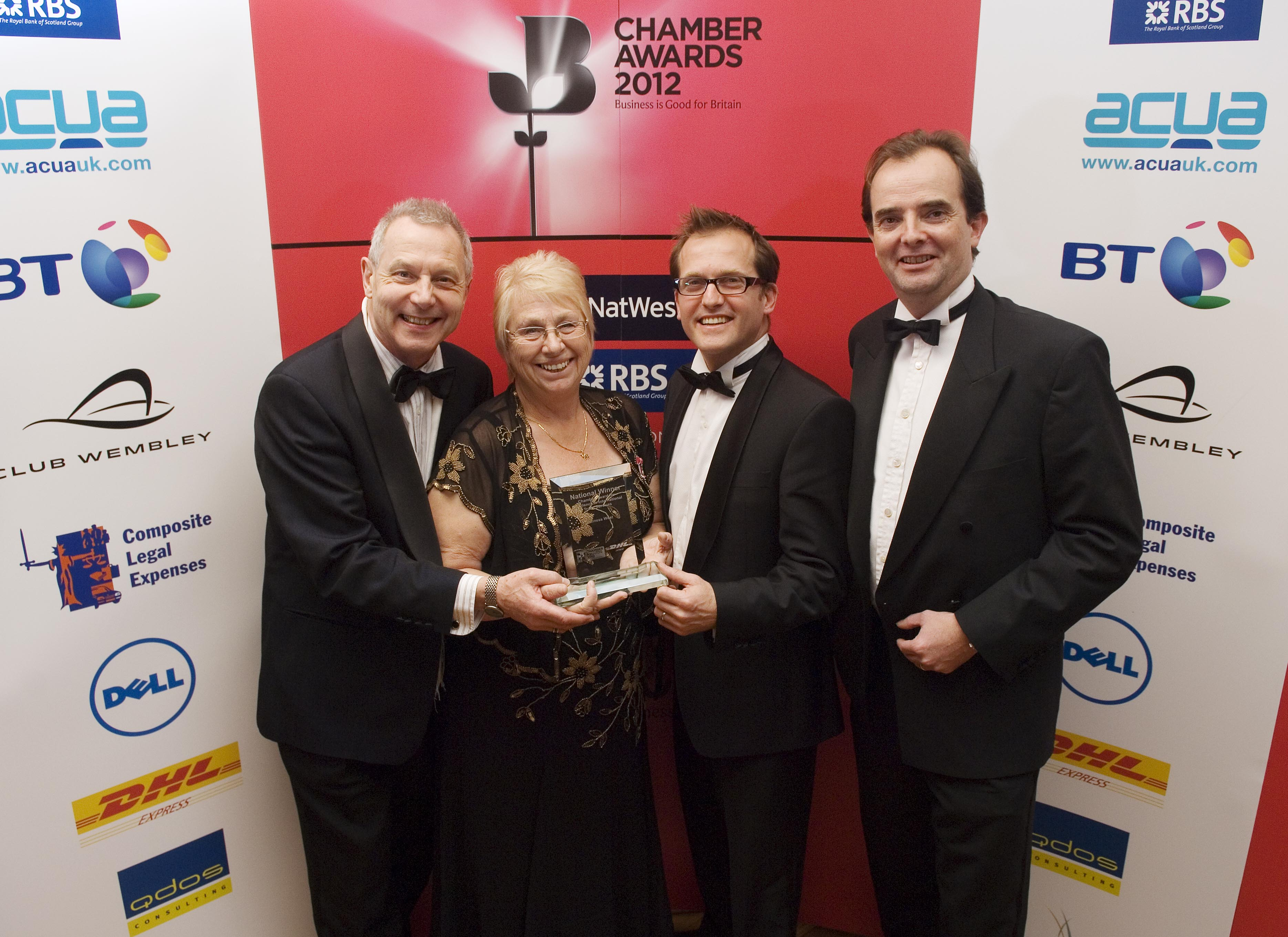 Top award recognises Business West's exporting advice prowess