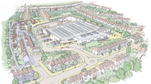 Battle lines drawn over Sainsbury's superstore plans for Memorial Stadium