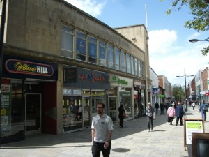 Swindon retail deal for Bristol property agents Hartnell Taylor Cook