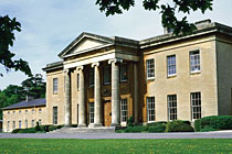 Stately Leigh Court provides West base for National Trust