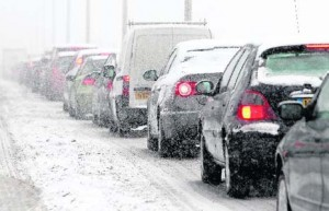 Snow chaos: Tips and legal advice for employers