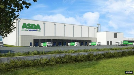 Supermarkets put Avonmouth at heart of UK distribution industry