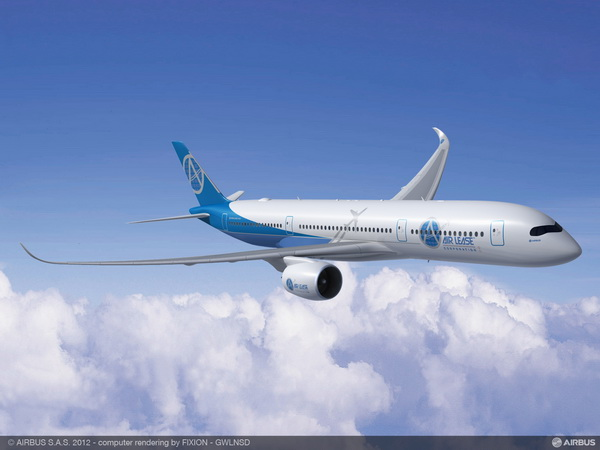 Pioneering wing work by Airbus engineers fuels demand for efficient aircraft