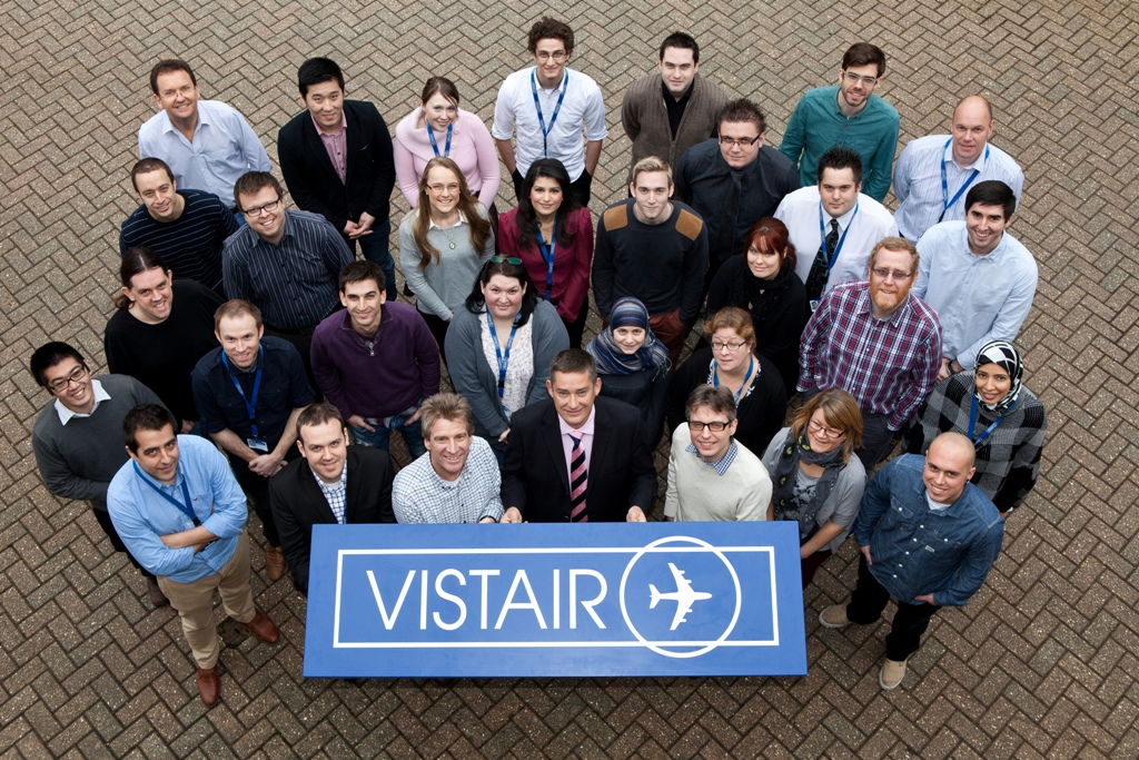High-flying Vistair expands workforce and opens overseas offices