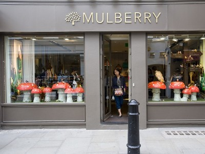 Mulberrry hit by weak post-Christmas sales