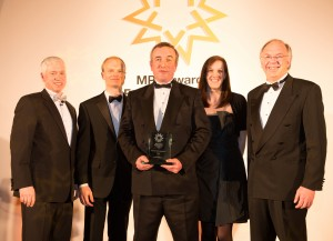 High-level awards success at the double for Bristol law firm TLT