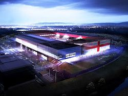 Abandon new stadium dream, Mayor tells newly-relegated Bristol City