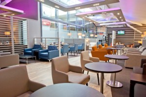 Airport's £600,000 executive lounge ready for take off