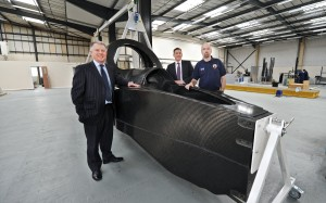 New home for Bristol's pioneering Bloodhound Project
