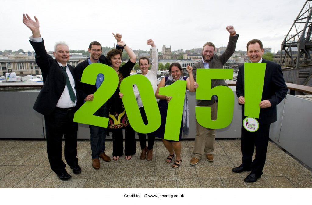 Bristol wins European Green Capital 2015 title