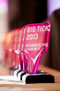 Responsible businesses rewarded for their work at gala awards dinner