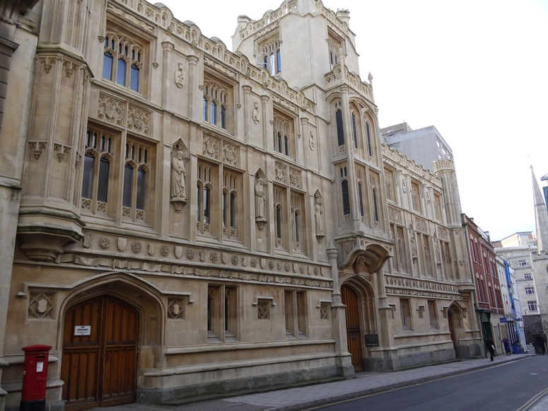 Arts centre opens in Bristol's historic former Assizes building