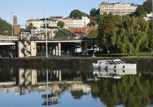 Zero-emission ferry fuels Bristol's green credentials
