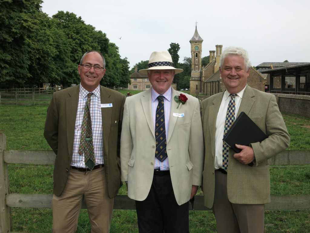 Royal Farms visit for agricultural valuers hosted by Smith & Williamson