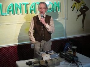 Bristol's legendary DJ Derek to play final outdoor gig at Harbour Festival