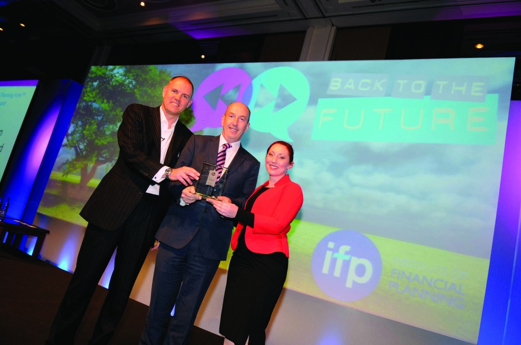 Top national accolade for financial planners Paradigm Norton