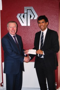 'Exceptional' school student gains scholarship from Whyatt Pakeman