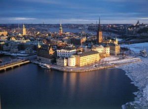 Bristol Airport unveils direct flights to Stockholm