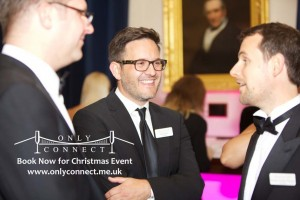 Unique networking event that mixes business with pleasure – Only Connect Christmas Connections
