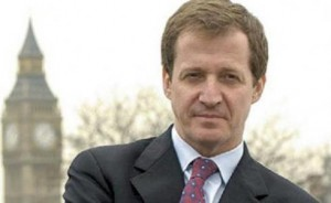 Former spin doctor Alastair Campbell proves hot ticket for West business leaders