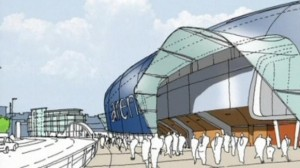 Mayor takes further step towards making Bristol's arena dream a reality