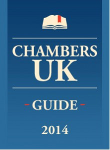 Legal 'bible' Chambers 2014 champions Bristol's top lawyers