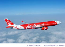 AirAsia deal lifts Airbus but major blow for Rolls-Royce as it misses out on Typhoon order