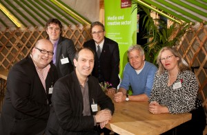 Funders ready to back the best of Bristol's creative sector, event hears