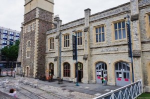 Brunel's original Temple Meads station goes back to the future as platform for Bristol's innovation