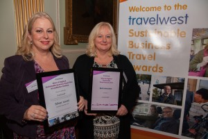Recognition for Bristol firms that go extra mile to encourage sustainable travel