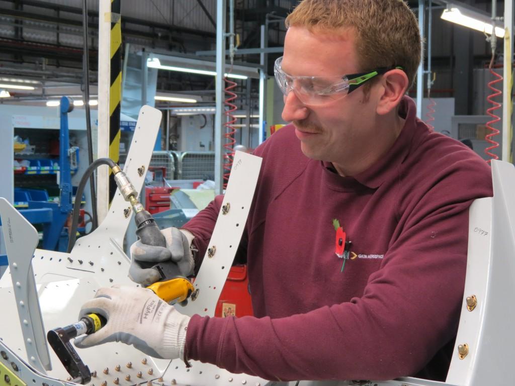 GKN boosts aerospace apprenticeships at its Bristol plants